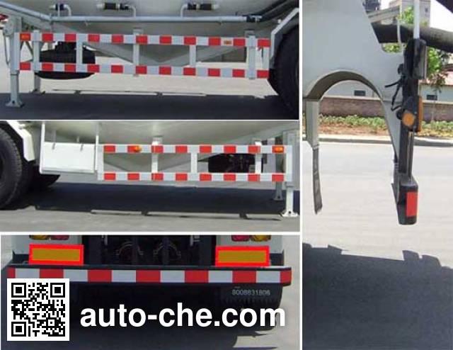 CIMC ZJV9402GFLLY bulk powder trailer