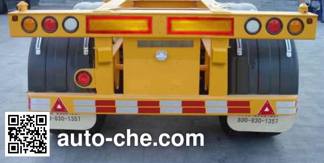 CIMC ZJV9402TJZSZB container transport trailer