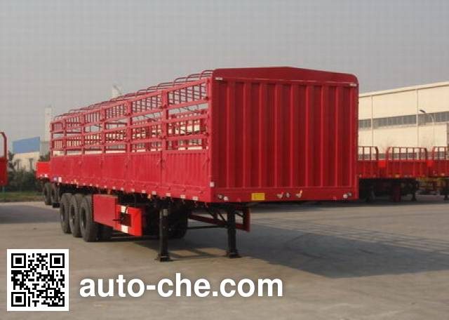 CIMC ZJV9403CLX stake trailer