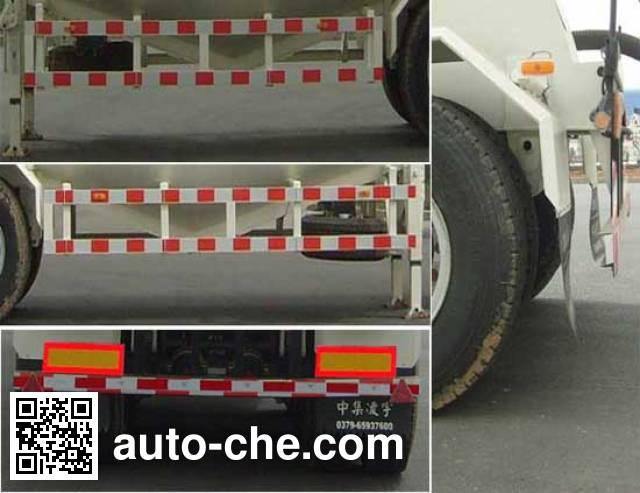CIMC ZJV9403GFLLY bulk powder trailer
