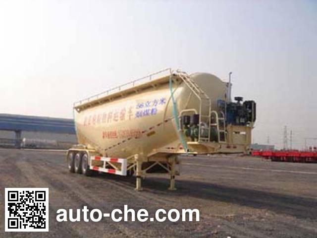 CIMC ZJV9403GFLTH low-density bulk powder transport trailer