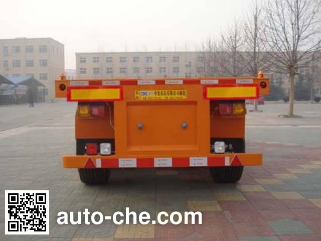 CIMC ZJV9403TJZDY container transport trailer