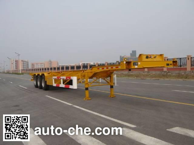 CIMC ZJV9403TJZTH container transport trailer