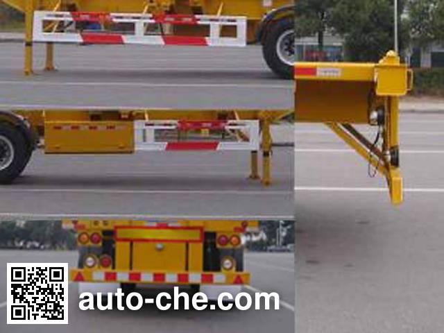CIMC ZJV9403TJZTHB container transport trailer