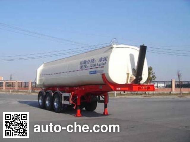 CIMC ZJV9405GFLTH bulk powder dump trailer