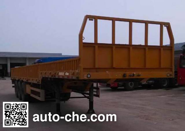CIMC ZJV9405SZ dropside trailer