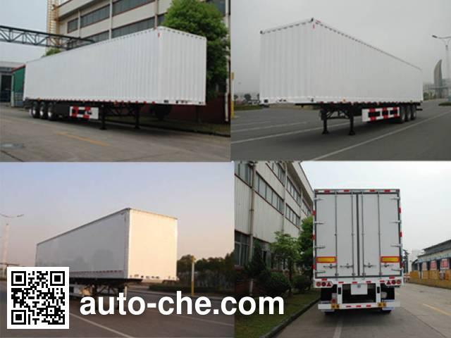 CIMC ZJV9405XXYTH box body van trailer