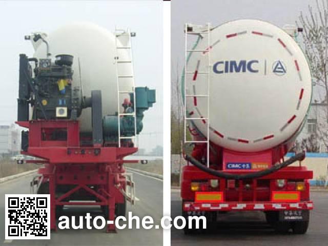 CIMC ZJV9406GFLLY bulk powder trailer
