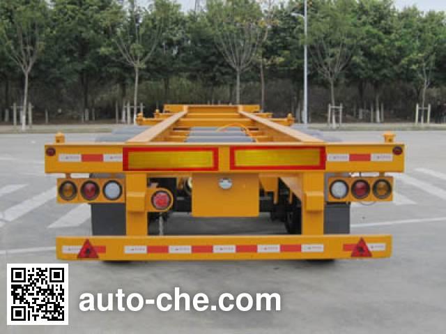 CIMC ZJV9407TJZSZ container transport trailer