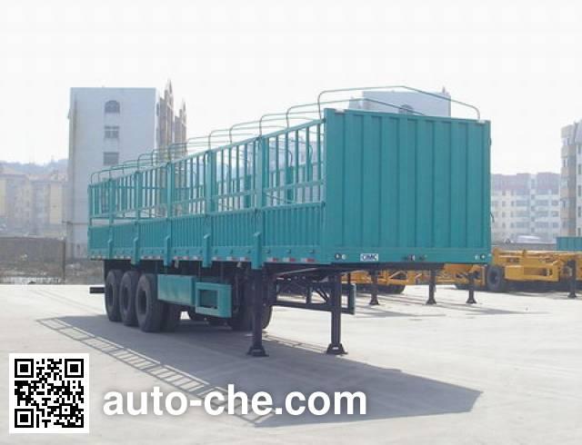 CIMC ZJV9408CLX stake trailer