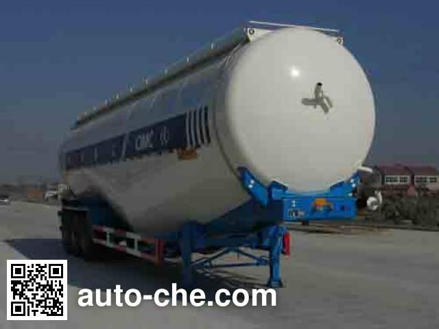 CIMC ZJV9408GFLRJ bulk powder trailer