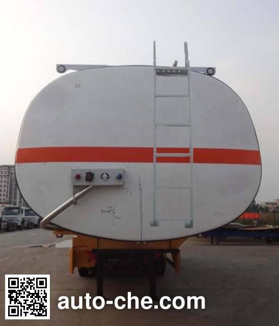 CIMC ZJV9408GRYSZB flammable liquid tank trailer