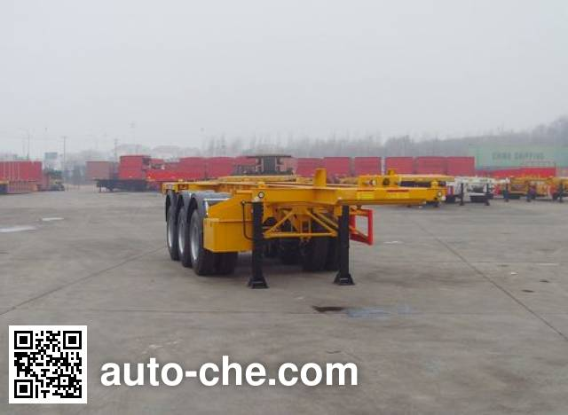 CIMC ZJV9408TJZQD container transport trailer