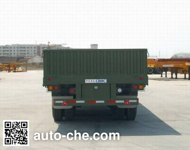 CIMC ZJV9409 trailer