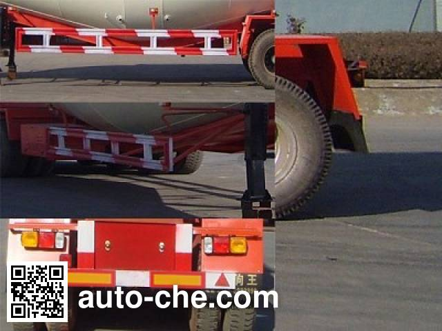 Juwang ZJW9400GFL bulk powder trailer