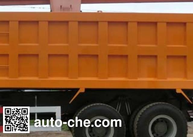 Luzhu Anju ZJX3250A dump truck