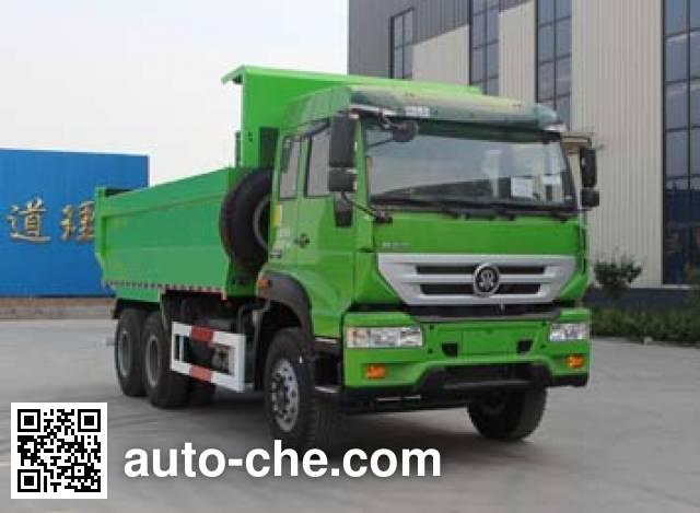 Luzhu Anju ZJX3250ZZ381G1 dump truck