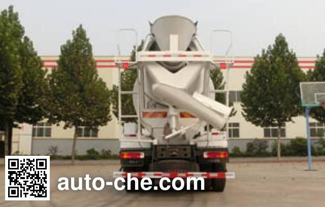 Luzhu Anju ZJX5250GJBA concrete mixer truck