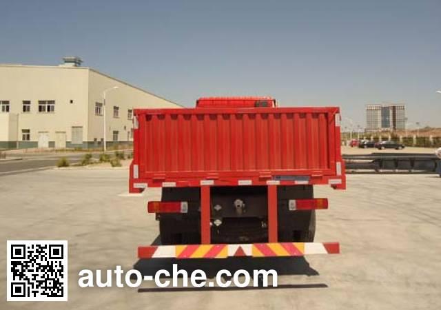 Jinggong ZJZ1160DPT5AZ3 cargo truck