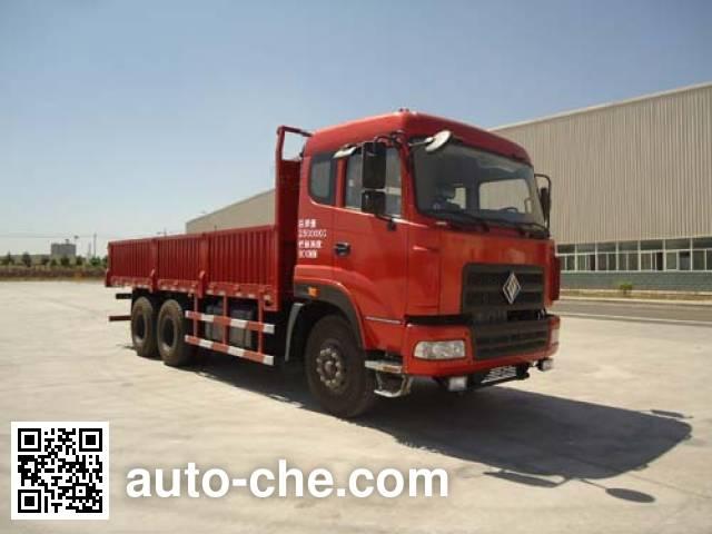 Jinggong ZJZ1251DPT5AZ3 cargo truck