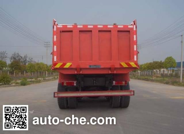 Jinggong ZJZ3312NPT6AZ4 dump truck