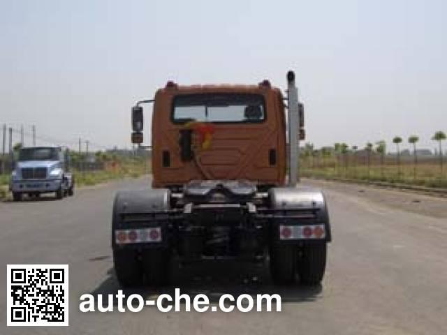 Jinggong ZJZ4181DCZ4AZ container transport tractor unit