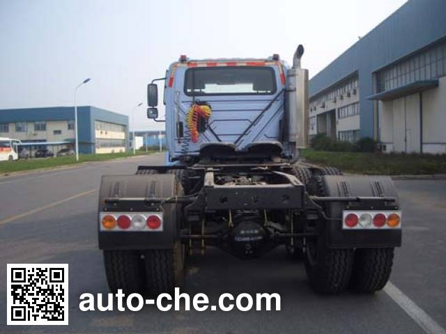 Jinggong ZJZ4255DCZ5AZ3 container carrier vehicle