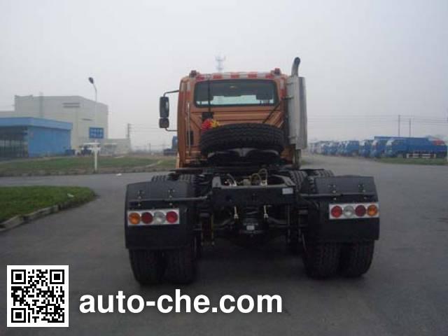 Jinggong ZJZ4256DCZ5AZ3 container carrier vehicle