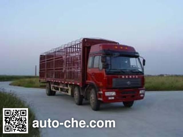 神野牌ZJZ5200CCQDPG7AZ畜禽运输车