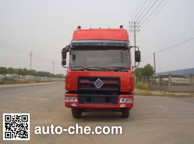 Jinggong ZJZ5241CPYDPT7AZ3 soft top box van truck