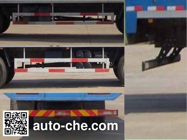Jinggong ZJZ5256XXYDPG6AZ3 box van truck