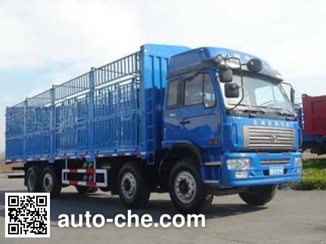 神野牌ZJZ5300CCQDPG7AZ3畜禽运输车