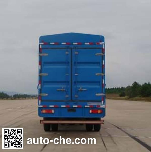 Jinggong ZJZ5300CCQDPG7AZ3 livestock transport truck