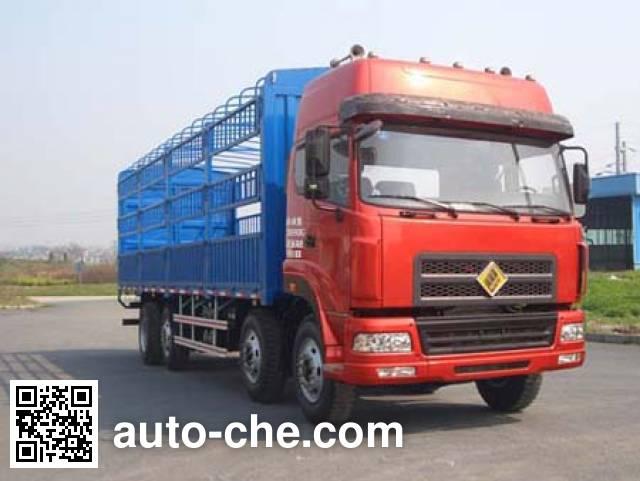 Jinggong ZJZ5313CCYDPT7AZ3 stake truck