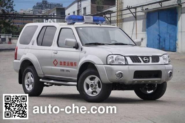 Yutong ZK5020XXJ1 blood plasma transport medical car