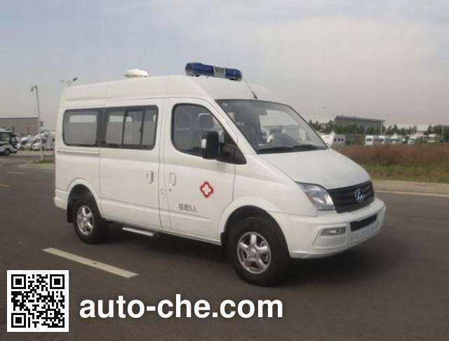 宇通牌ZK5037XJH14救护车
