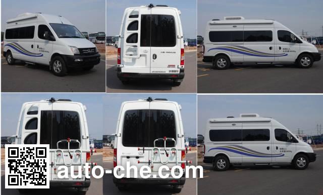 Yutong ZK5040XLJ3 motorhome