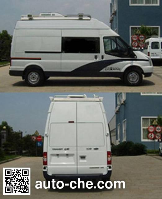 Yutong ZK5041XZH1 command vehicle