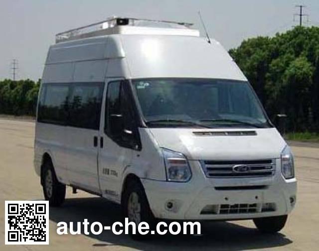 Yutong ZK5041XZH5 command vehicle