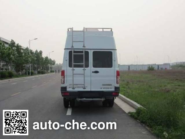 Yutong ZK5042XZH1 command vehicle