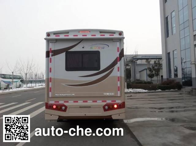 凯伦宾威牌ZK5043XLJ5旅居车