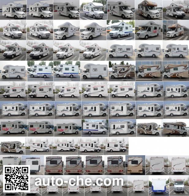 Kien RV ZK5043XLJ6 motorhome