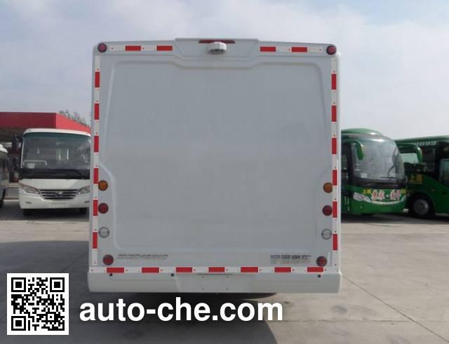Yutong ZK5045XKC investigation team car