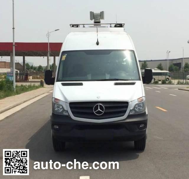 Yutong ZK5051XZH3 command vehicle