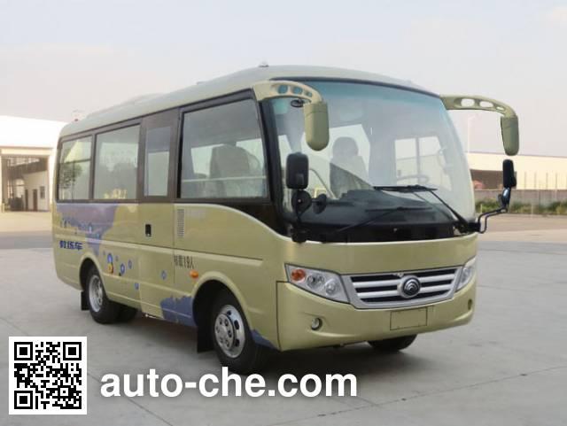 Yutong ZK5060XLH3 driver training vehicle