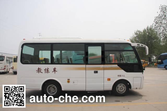 Yutong ZK5060XLH5 driver training vehicle
