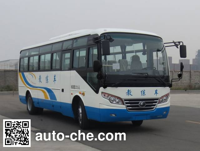 Yutong ZK5110XLH5 driver training vehicle