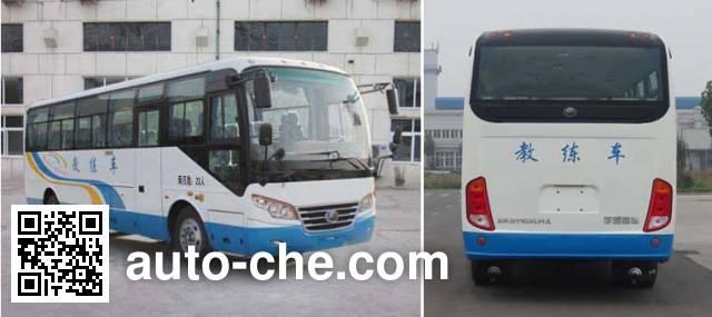 Yutong ZK5110XLHA driver training vehicle