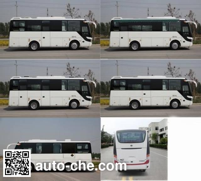 Yutong ZK5115XYL5 medical vehicle