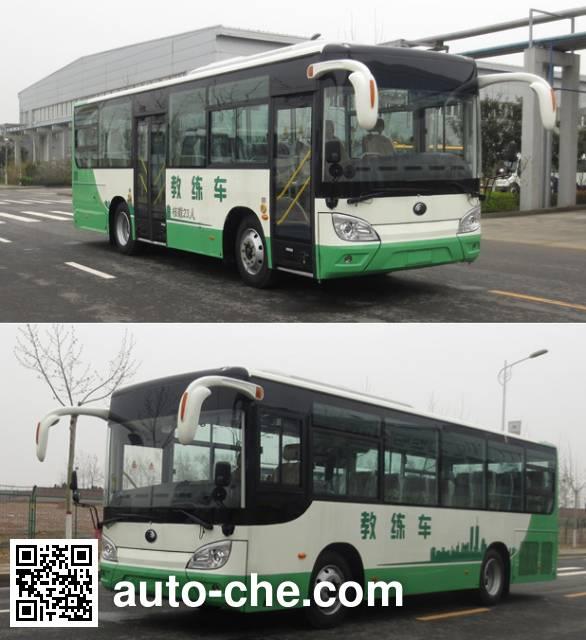 Yutong ZK5122XLH15 driver training vehicle